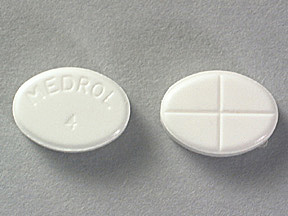 Medrol 4mg Dosepak Of 21