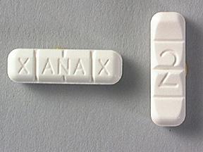 XANAX 2MG TABLETS