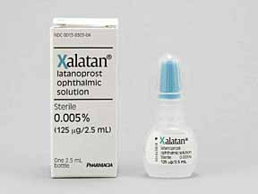 Latanoprost Ophthalmic Solution Generic