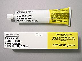 CLOBETASOL PROP 0.05% CREAM 60GM