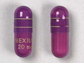NEXIUM 20MG CAPSULES