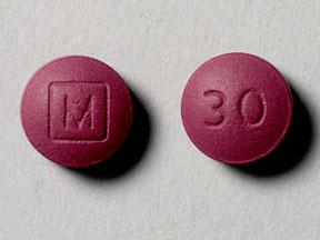 MORPHINE SULFATE 30MG ERTABS (12H)