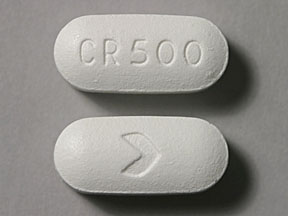 CIPROFLOXACIN 500MG TABLETS