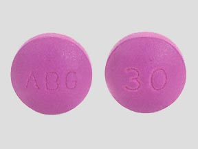 MORPHINE SULFATE 30MG ER TABS (12H)