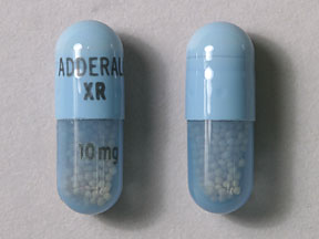 Adderall Xr 10mg Capsules Drug Information Pharmacy Walgreens