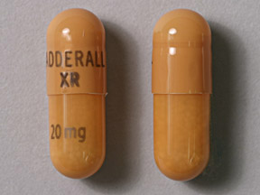 Adderall Xr 20mg Capsules Drug Information Pharmacy Walgreens