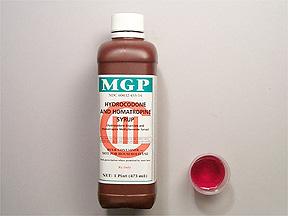 Hydrocodone Homatropine Syrup Drug Information Pharmacy Walgreens