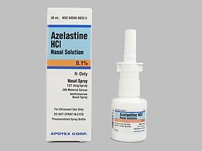 Flonase Dosage Medscape