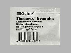 FLORANEX  1GM GRANULES