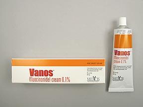 VANOS 0.1% CREAM 60GM