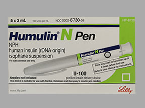 HUMULIN  N  DISPENSER PEN  3ML
