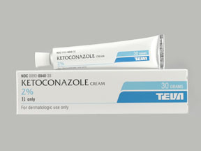 KETOCONAZOLE 2% CREAM  30GM