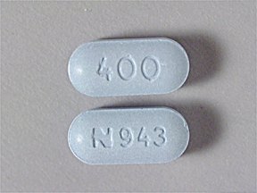 ACYCLOVIR 400MG TABLETS