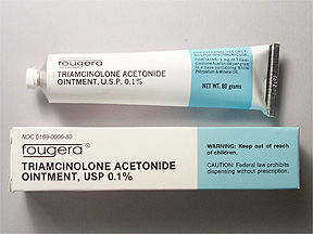 TRIAMCINOLONE 0.1% OINTMENT 80GM