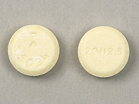LISINOPRIL-HCTZ 20/12.5MG TABLETS