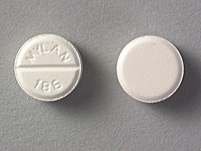 CLONIDINE 0.2MG TABLETS