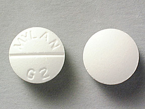 GLIPIZIDE 10MG TABLETS