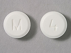 HYDROMORPHONE 4MG TABLETS