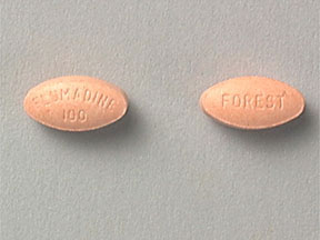 FLUMADINE 100MG TABLETS