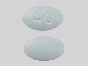 VIIBRYD 40MG TABLETS