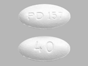 ATORVASTATIN 40MG TABLETS