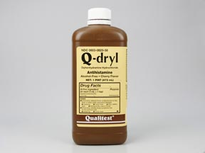 Q-DRYL 12.5MG/5ML LIQUID