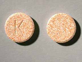 POT BICAR/CL 25MEQ EF TABLETS