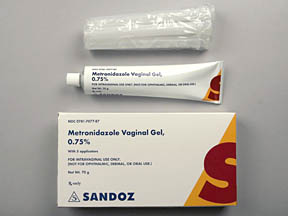 METRONIDAZOLE 0.75% VAGINAL GEL 70G