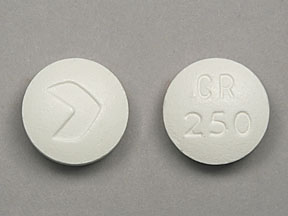 CIPROFLOXACIN 250MG TABLETS