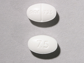 BUSPIRONE 7.5MG TABLETS