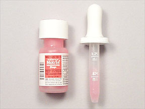 MOTRIN 40MG/ML ORAL DROPS 15ML