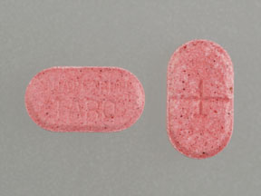 WARFARIN SOD 1MG TABLETS (PINK)