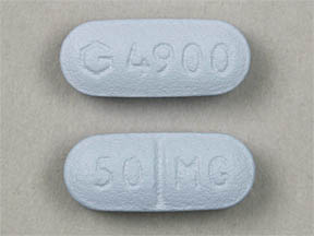 SERTRALINE 50MG TABLETS