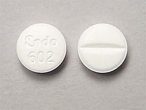 ENDOCET 5/325MG TABLETS
