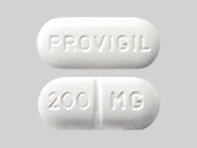 PROVIGIL 200MG TABLETS