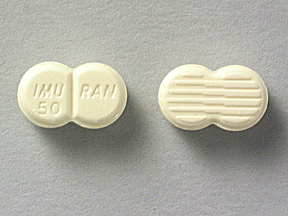 IMURAN 50MG TABLETS