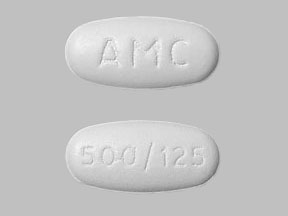 AMOX-CLAV 500MG TABLETS