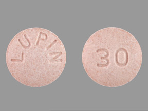 LISINOPRIL 30MG TABLETS